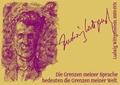 Die Grenzen meiner Sprache bedeuten die Grenzen meiner Welt. Ludwig Wittgenstein, 1889-1951 -de.pdf