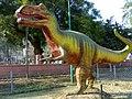 Dinasaur at Phoolbagh ,Gwalior - panoramio.jpg