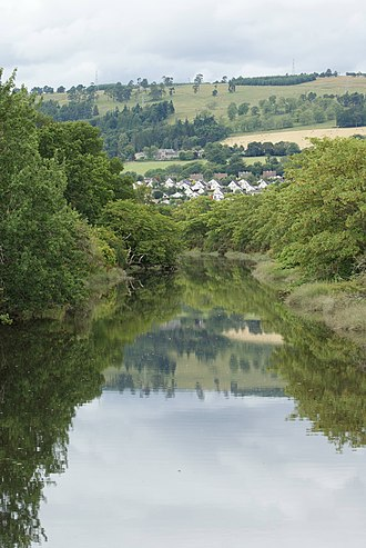 Dingwall Canal - The canal in 2009