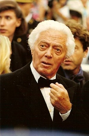 Dino Risi - Risi at the 1993 Cannes Film Festival.