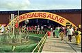 Dinosaurs Alive Exhibition - Science City - Calcutta 1995-June-July 089.JPG