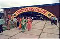 Dinosaurs Alive Exhibition - Science City - Calcutta 1995-June-July 430.JPG