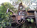 DisneylandTarzanTreehouse wb.jpg