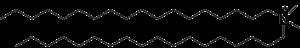 Dimethyldioctadecylammonium bromide - Image: Distearyldimonium chloride