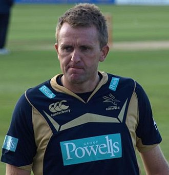 Dominic Cork - Cork in September 2009