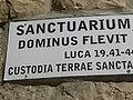 Dominus Flevit Church3025.JPG