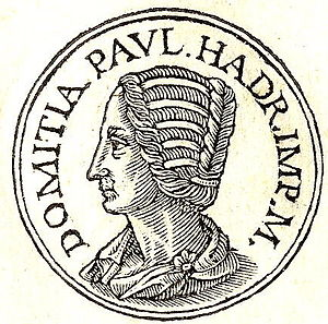 Paulina - Image: Domitia Paulina Major
