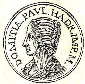 Paulina - Image: Domitia Paulina Major