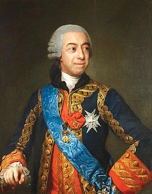 Alba, Fernando de Silva Álvarez de Toledo, Duque de (1714-1776)