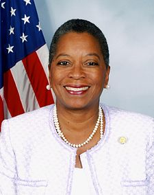 Donna Christian-Christensen, official 110th Congress photo.jpg