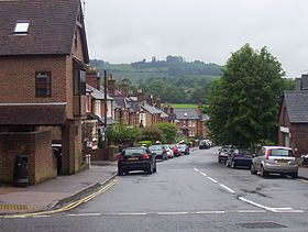 Dorking Side Street.JPG