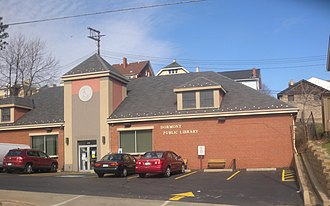 Dormont, Pennsylvania - Dormont Public Library