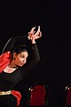 Dorothy Bhattacharya Dancing With Rabindra Sangeet - Sriniketan - Birbhum - 2017-10-21 5126.JPG