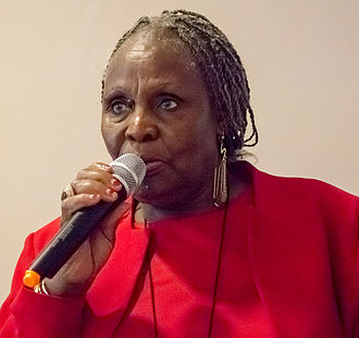 "Music in the movement against apartheid - Singer Dorothy Masuka (pictured here in 2015), who wrote ""uDr. Malan Unomthetho Onzima"" (Dr. Malan's Government is Harsh)"