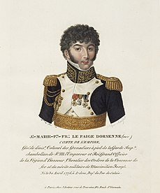 Jean-Marie Dorsenne French general