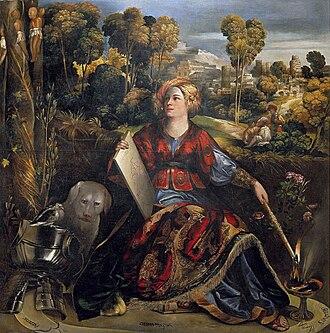 Galleria Borghese - Image: Dosso Dossi