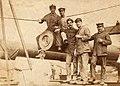 Dotación Acorazado España, Cuba 1920.jpg