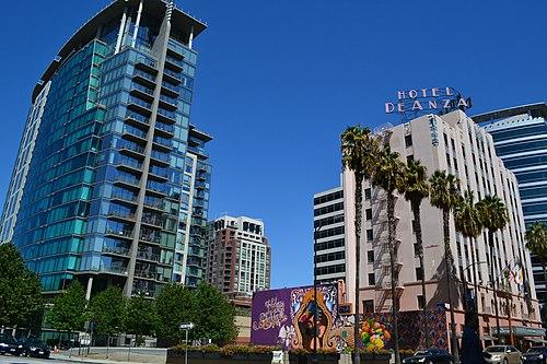 San Jose mailbbox