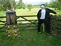 Dr Who and the Dalek - geograph.org.uk - 471391.jpg