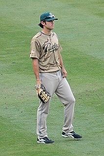 Drew Macias American baseball player