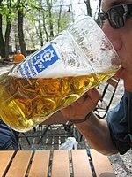 maß bier duden