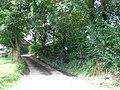 Driveway to Chapel Farm - geograph.org.uk - 1425120.jpg