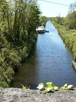 Drumleague Lock - Lough Allen Canal - geograph.org.uk - 381472