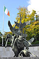 Dublin-Garden or Rememberance Ghildren of Lir 29Oct2014.jpg