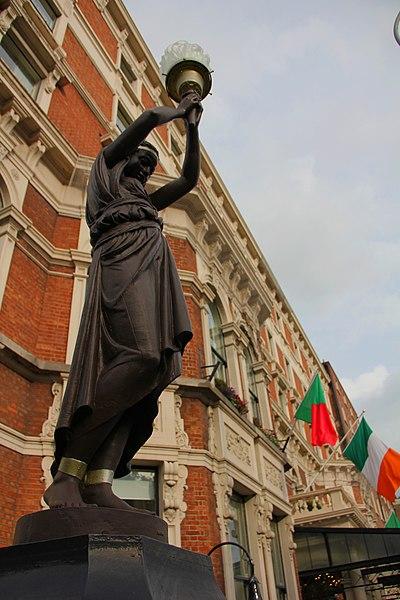 File:Dublin Shelbourne Hotel.JPG