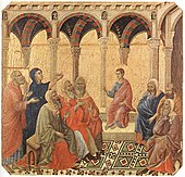 Duccio di Buoninsegna - Disputation with the Doctors - WGA06768.jpg