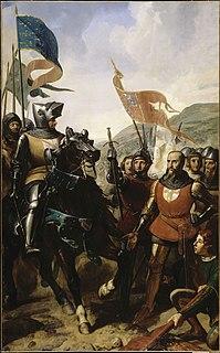 Battle of Cocherel