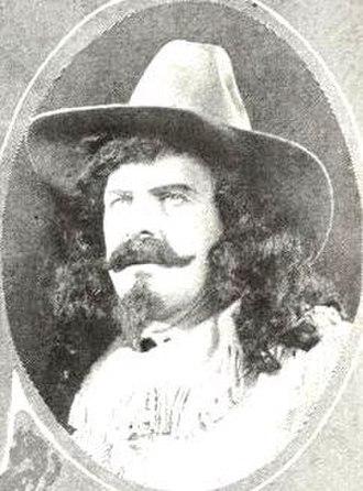 Duke R. Lee - Lee in In the Days of Buffalo Bill (1922)