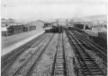 Dunedin Railway Station, passenger yards ATLIB 334913.png