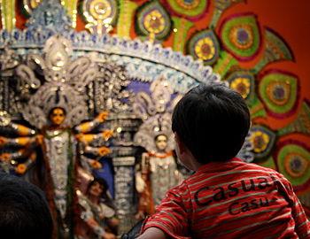 Durga Puja Kolkata WB India