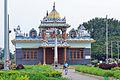 Durga temple, Adipampa road, Mysore.jpg