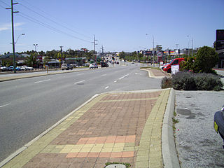 Scarborough Beach Road