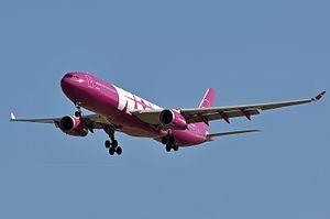 WOW air - WOW air Airbus A330-300