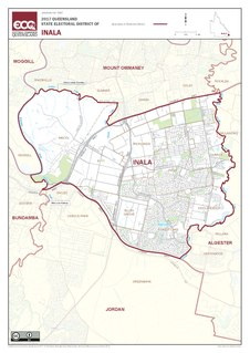 Electoral district of Inala state electoral district of Queensland, Australia