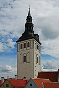 EE HJ Tallinn St Nicholas church tower.jpg