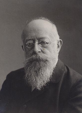 Friedrich Prym - Friedrich Prym in 1909