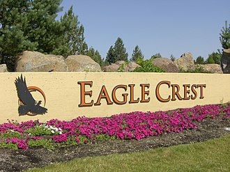 Eagle Crest Resort - Image: Eagle Crest, Oregon