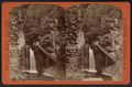 Eagle Fall from Eagle Cliff, Havana Glen, by Gates, G. F. (George F.) 2.png
