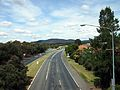Eastern end of Ginninderra Drive Nov 2012.jpg