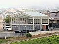 Eastside Connector construction at Balboa Park station, May 2018.JPG