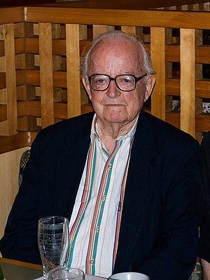 Edward Seidensticker - Image: Ed Seidensticker Ueno Fall 2006