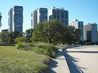 Edgewater, Chicago Community area in Chicago