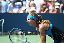 Edina Gallovits at the 2010 US Open 02.jpg