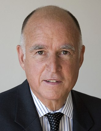 2014 California gubernatorial election - Image: Edmund G Brown Jr (cropped)