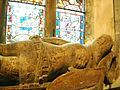 Effigy of knight, St. Peter, Dorchester.jpg