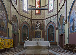 Eglise Sainte-Germaine (Toulouse) Autel.jpg